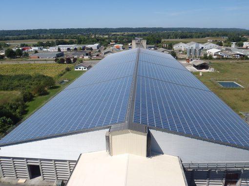 Pistole solar power plant